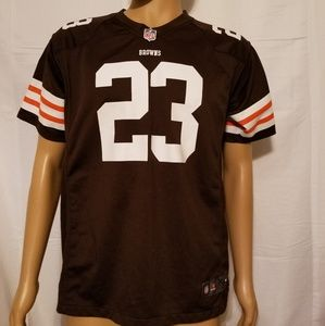 Cleveland Browns Nike on Field Football Jersey xl